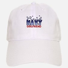 Proud Navy Girlfriend Baseball Baseball Cap
