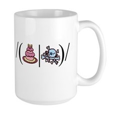 Cake or Death Mug