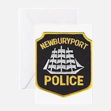 Newburyport Police Greeting Card