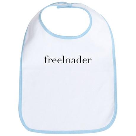 """Freeloader"" Bib"