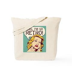I'm So Retro Tote Bag