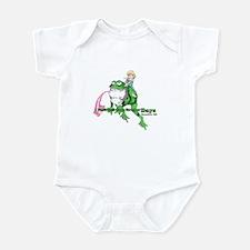 Cute Tom sawyer Infant Bodysuit