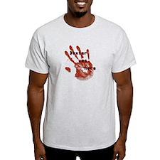 Dexter Handprint T-Shirt