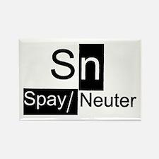 Spay/Neuter Rectangle Magnet