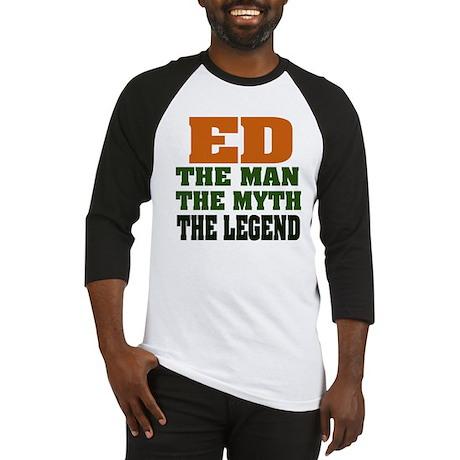 ED - The Legend Baseball Jersey