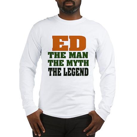 ED - The Legend Long Sleeve T-Shirt