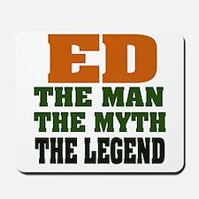 ED - The Legend Mousepad