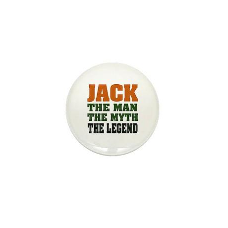 JACK - The Legend Mini Button