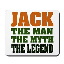 JACK - The Legend Mousepad