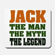 JACK - The Legend Mousepad