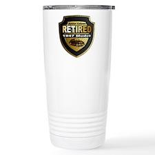Born In 1947 Retiree ~ Travel Mug