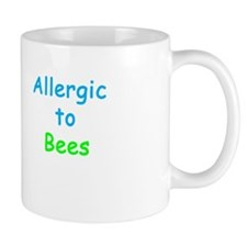 Allergic To Bees Mug