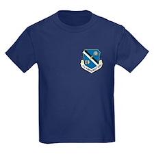 93rd Bomb Wing Kid's T-Shirt (Dark)