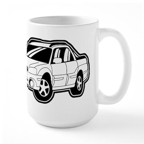 Baja Large Mug