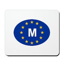 EU Malta Mousepad
