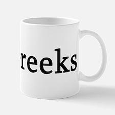I Love Greeks Mug