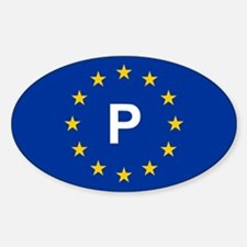 EU Portugal Decal