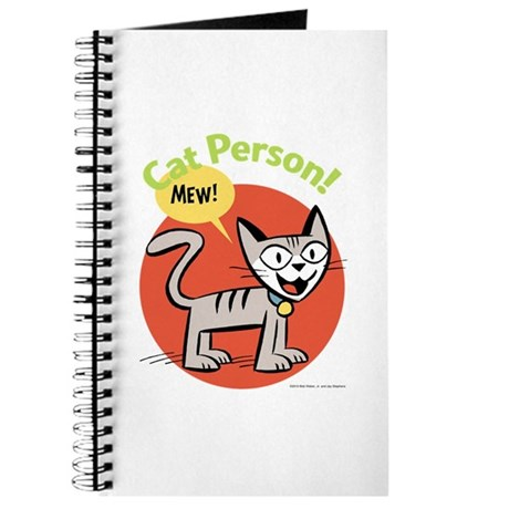 Cat Person Journal