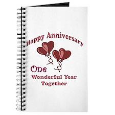 Cute Love bird wedding Journal