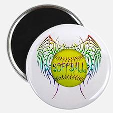 Tribal softball Magnet