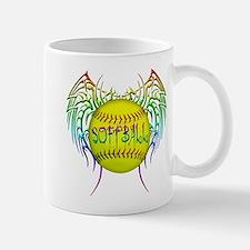 Tribal softball Mug