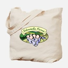 Salmonella Farms - Eggs Tote Bag