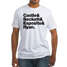 Castle&Friends Fitted T-Shirt