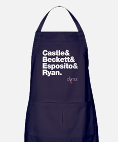 Castle&Friends Apron (dark)