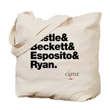 Castle&Friends Tote Bag