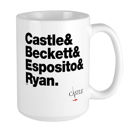 Castle&Friends Large Mug