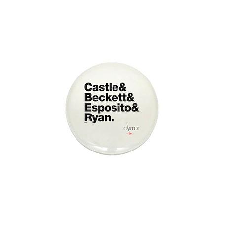 Castle&Friends Mini Button