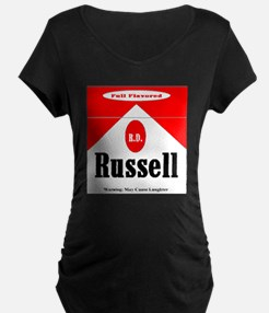 RD Russell Full Flavored T-Shirt