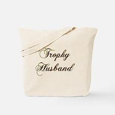 Cute Trophy husband Tote Bag