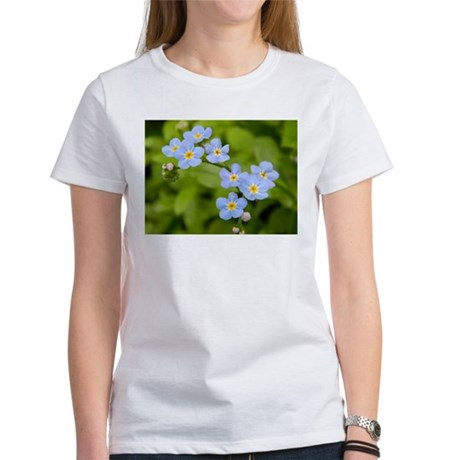 Forget-Me-Not Women's T-Shirt