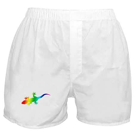 Lizard Boxer Shorts