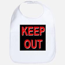Keep Out Bib