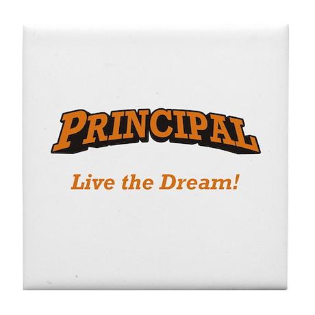 Principal / Dream Tile Coaster