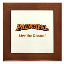 Principal / Dream Framed Tile