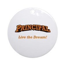 Principal / Dream Ornament (Round)