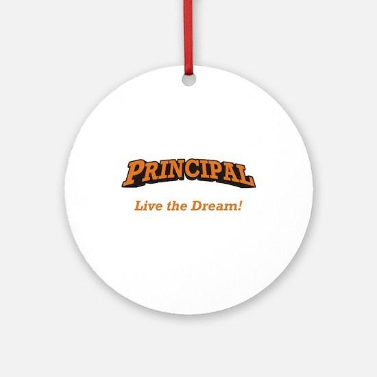 Principal / Dream Ornament (Round)