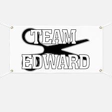 Team Edward (Scissorhands) Banner