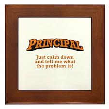 Principal / Problem Framed Tile