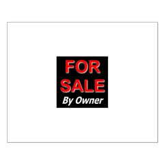 For Sale By Owner Posters
