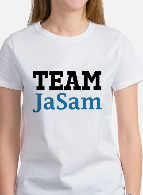 Team JaSam Women's T-Shirt