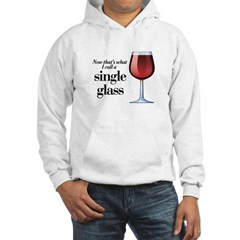 Single Glass Hoodie