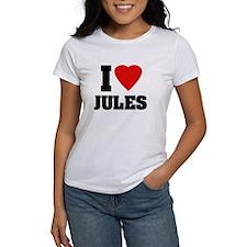 I Heart Jules Tee
