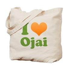 I Heart Ojai Tote Bag