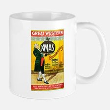 Vintage Great Western Railway Mug