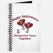 Cool Wedding 5 Journal