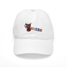 Rain Stick Drum Baseball Cap